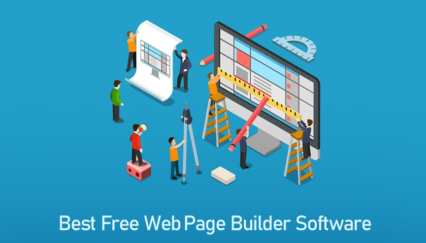 Best Free Web Page Builder Software Website Builder Box